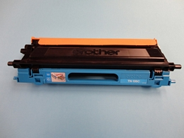 Brother TN135C toner cyaan hoog volume  (Huismerk)