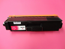 Brother TN325M toner magenta hoog volume  (Huismerk)