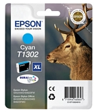 Epson T1302 inktpatroon cyaan superhoog volume  (Origineel)