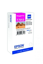 Epson T7013 inktpatroon magenta superhoog volume  (Origineel)