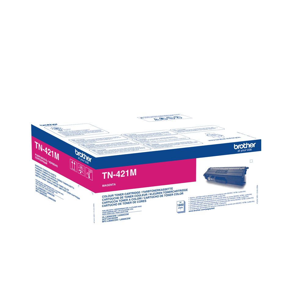 Brother TN421M toner magenta (origineel)